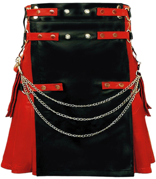leather kilt, kilt for sale, leather kilts, utility kilt, leather utility kilt, kilt for sale, gothic kilt for sale