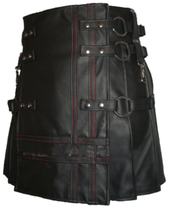 leather kilt, leather kilt for sale, buy leather kilt, black leather kilt, black leather kilt for sale, buy black leather kilt, gothic leather kilt