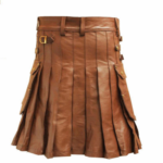 Leather-Kilt-with-Sporran