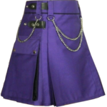 Purple-Utility-Kilt-for-Women