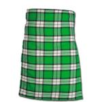Longniddry-Green-Modern-Tartan-Kilt-front
