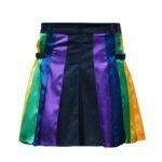 Modern-Gay-Pride-Rainbow-Kilt-back