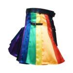 Modern-Gay-Pride-Rainbow-Kilt-side-spread
