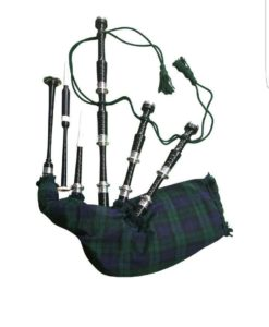 Rosewood Blackwatch Bagpipe, Blackwatch Bagpipe for sale, Bagpipe for sale, Blackwatch bagpipe