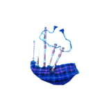Rosewood-Highland-Bagpipe