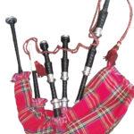 Royal Stewart bagpipe, Royal Stewart Bagpipe for sale