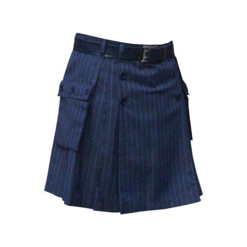 stripe buttoned kilt, stripe kilt, kilt for men, kilt for sale