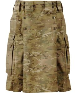 tactical kilt, tactical duty kilt, tactical camo kilt, tactical camo duty kilt