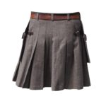 Wool-buttoned-kilt-brown-back