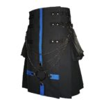 Chained-Gothic-Utility-Kilt-two-toned