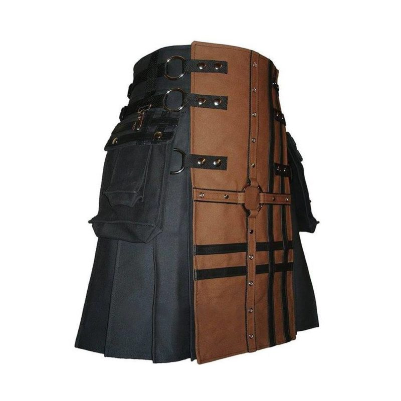 Gothic kilt, kilt for sale, Cross kilt, Double cross kilt