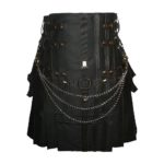 Double-Cross-Gothic-Utility-Kilt-front