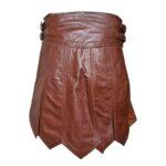Viking-Leather-Kilt-back