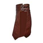 Viking-Leather-Kilt-side