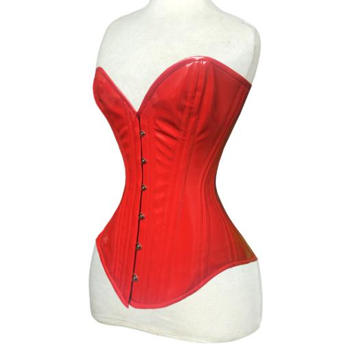overbust PVC corset, PVC corset, PVC corset, Corset for Women