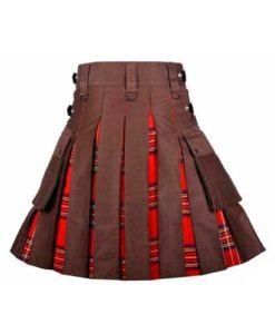 hybrid utility kil, hybrid kilt, two color kilt, best kilts