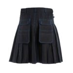 Multi-Pockets-Working-Kilt-black-back
