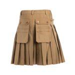 Multi-Pockets-Working-Kilt-khaki-back