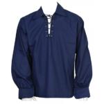 Navy-blue-Jacobite-Shirt