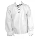 White-Jacobite-Shirt