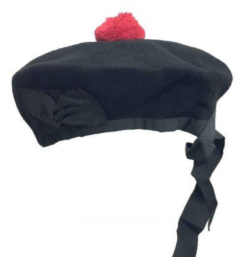 balmoral hat, scottish hat, highland hat, hat for sale