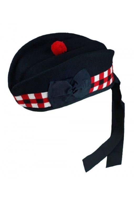 Glengarry hats, Scottish hats, Highland hats