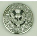 Scottish-Thistle-Silver-Brooch