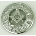 Masonic Brooch, Brooch