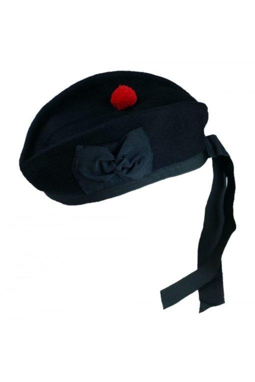 plain glegarry hat, plain hats, hats for sale