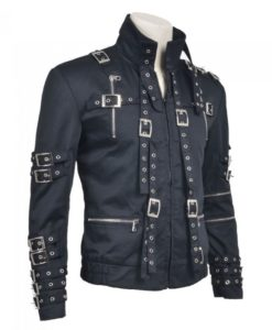 Cosplay costume jacket, black cosplay costume jacket, Cosplay costume gothic jacket
