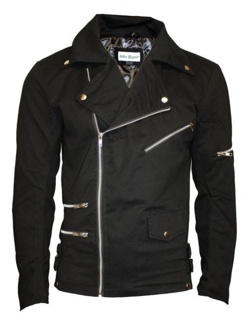 Double breasted gothic jacket, Gothic Jacket, Stylish Gothic jacket, Double Gothic jacket