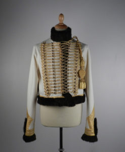 Pelisse of Colonel, Pelisse, Military jacket, traditional military jacket, traditional jacket,