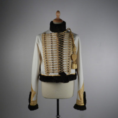 Pelisse of Colonel, Pelisse, Military jacket, traditional military jacket, traditional jacket,