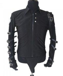 Punk Rock show jacket, gothic jacket, gothic shirt, Punk Rock Gothic jacket