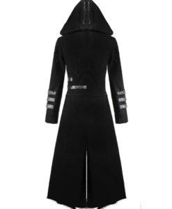 Scorpion jacket, gothic coat, scorpion coat, long coat, gothic coat, gothic long coat