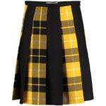 Striped-Tartan-Pleated-Skirt-for-Women