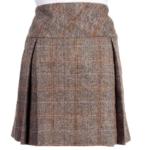 Harris-Tweed-Mini-Kilt-back