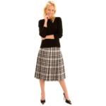 Fiona-Tartan-Pleated-Skirt