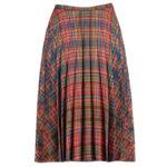 Fiona-Tartan-Pleated-Skirt-Back