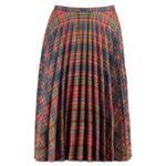 Fiona-Tartan-Pleated-Skirt-front