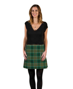 Tartan Mini kilt for women are available for sale here.