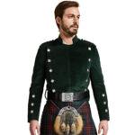 Montrose-Green-Velvet-Jacket